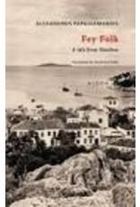 Fey folk. A tale from Skiathos
