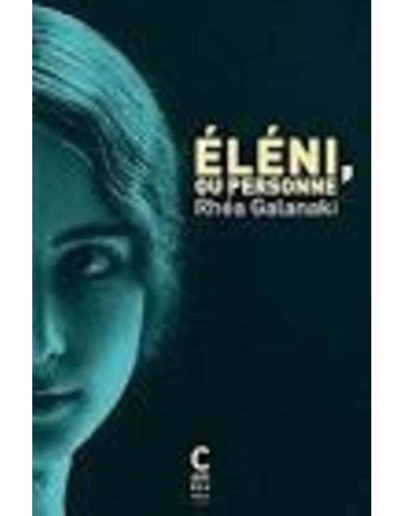 BOUCHET René (tr.) Eleni ou personne