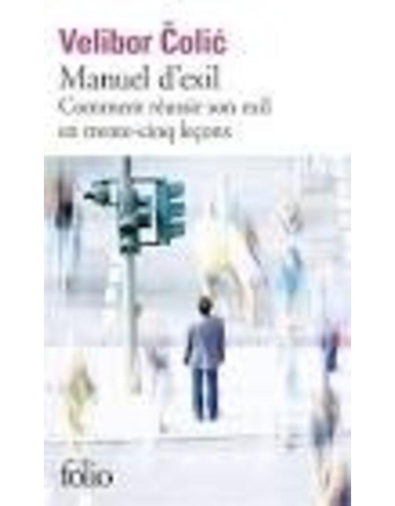 Manuel d'exil (poche)