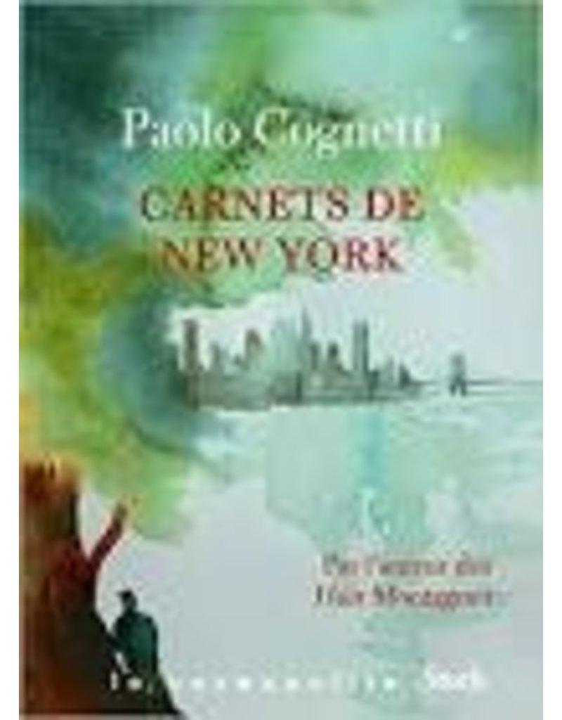 ROCHEDY Anita (tr.) Carnets de New York