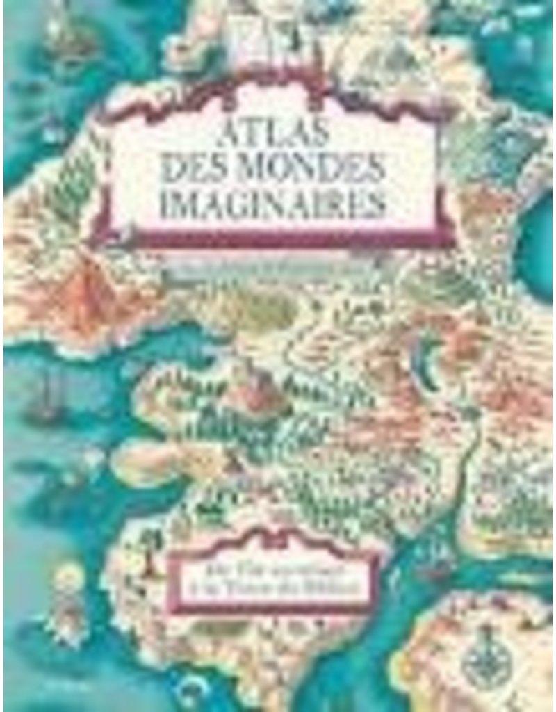 SIMON Bertrand (trad.) Atlas des mondes imaginaires