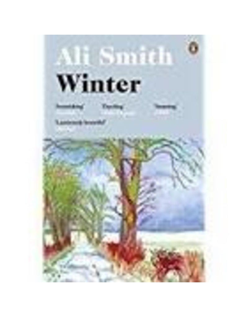 Copy of Winter (Ali Smith's Seasonal Quartet) hardback