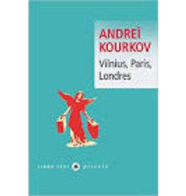LEQUESNE Paul (tr.) Vilnius, Paris, Londres (poche)