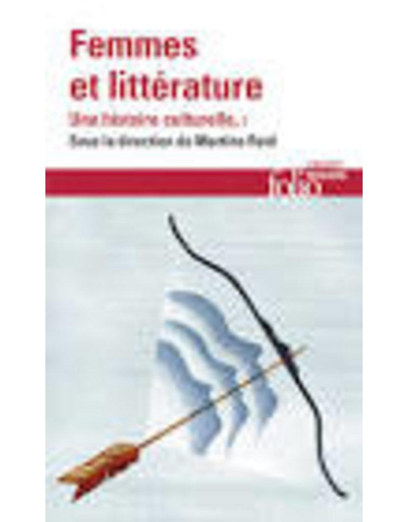 Femmes et littérature (T1)