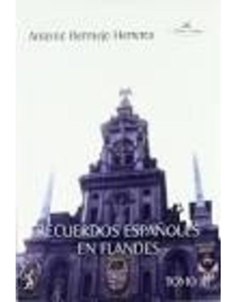 Recuerdos españoles en flandes III. Bélgica, zona flamenca y Bruselas