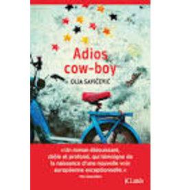 BILLON Chloé (tr.) Adios cow-boy