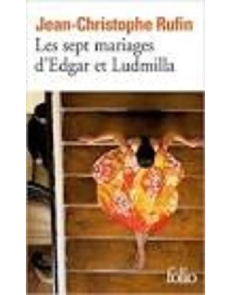 Les sept mariages d'Edgar et Ludmila (poche)
