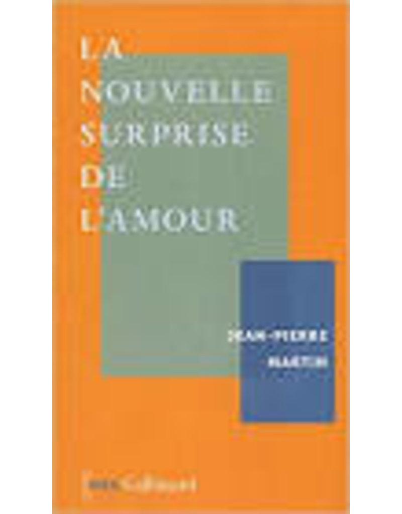 MARTIN Jean Pierre La nouvelle surprise de l'amour