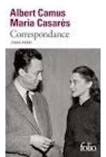 Correspondance Camus Casares (1944-1959)
