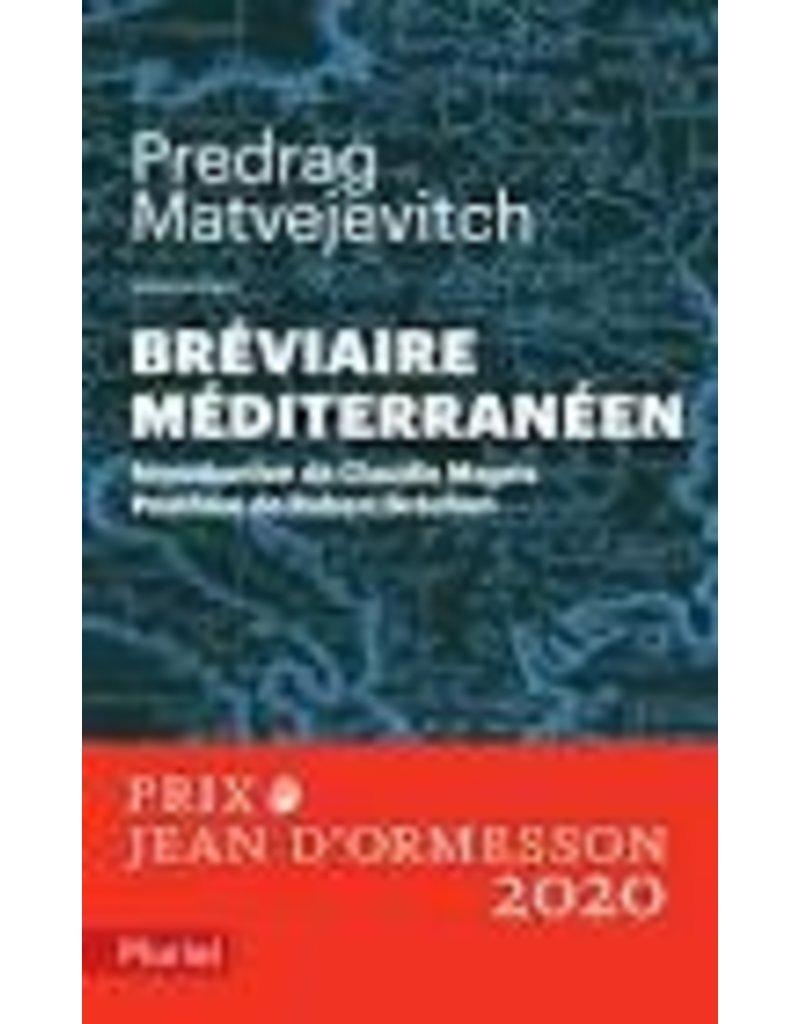 LE CALVE-IVICEVIC Evaine (tr.) Bréviaire méditerranéen (poche)