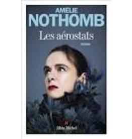 NOTHOMB Amelie Les Aérostats
