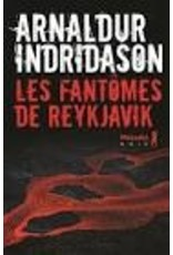 BOURY Eric (tr.) Les fantômes de Reykjavik
