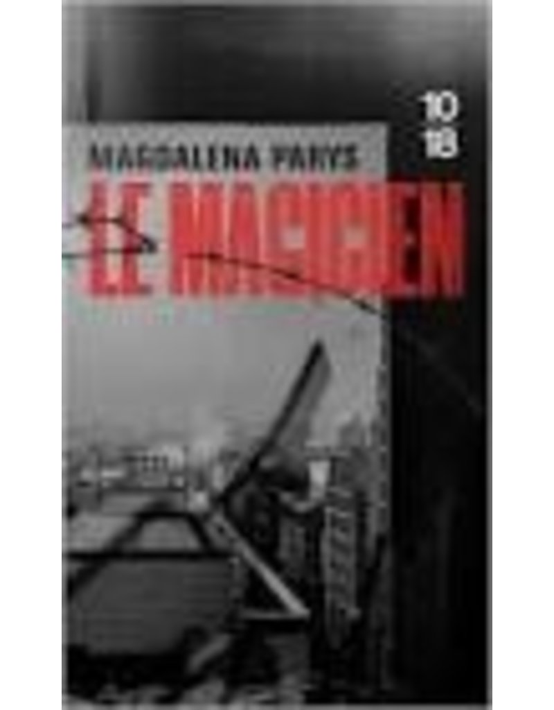 CARLIER MARGOT & RASZKA-DEWEZ Caroline (tr.) Le magicien (poche)