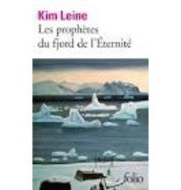 GNAEDIG Alain (tr.) Les prophètes du fjord de l'éternité (poche)