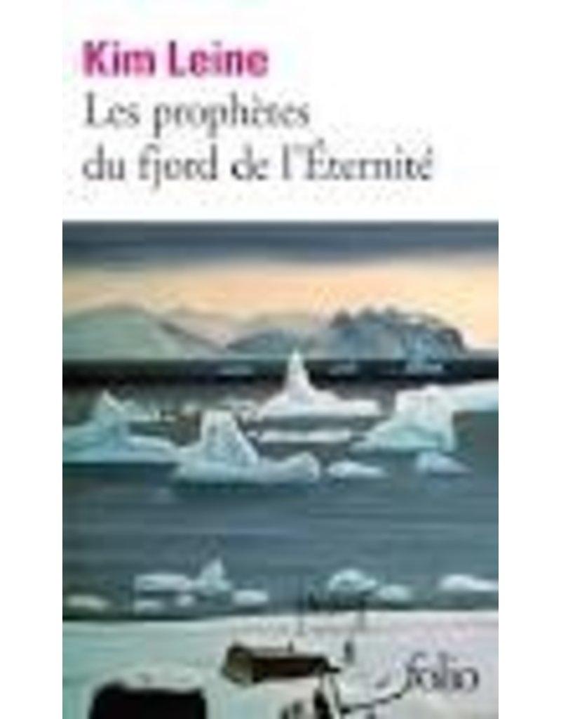 Les prophètes du fjord de l'éternité (poche)