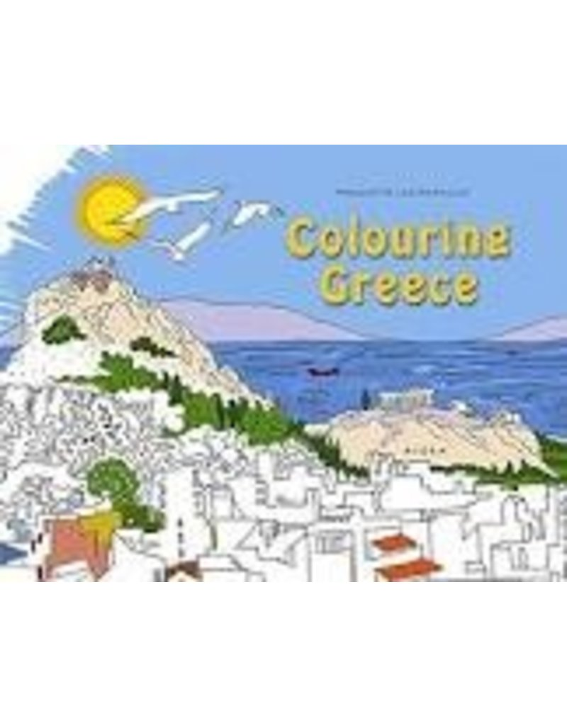 Colouring Greece