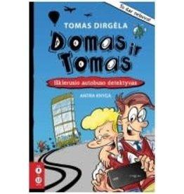 Domas ir Tomas - Dingusios sluotos byla