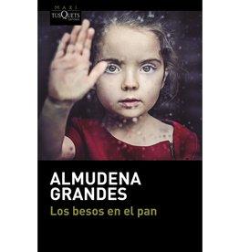 GRANDES Almudena Los besos en el pan ( poche)