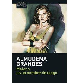 GRANDES Almudena Malena es un nombre de tango (bolsillo)