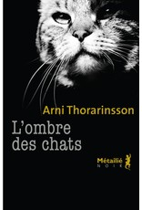 BOURY Eric (tr.) L'ombre des chats (grand format)