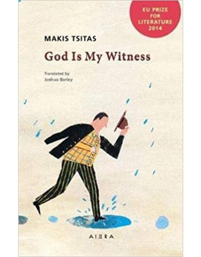 BARLEY Joshua (tr.) God Is My Witness
