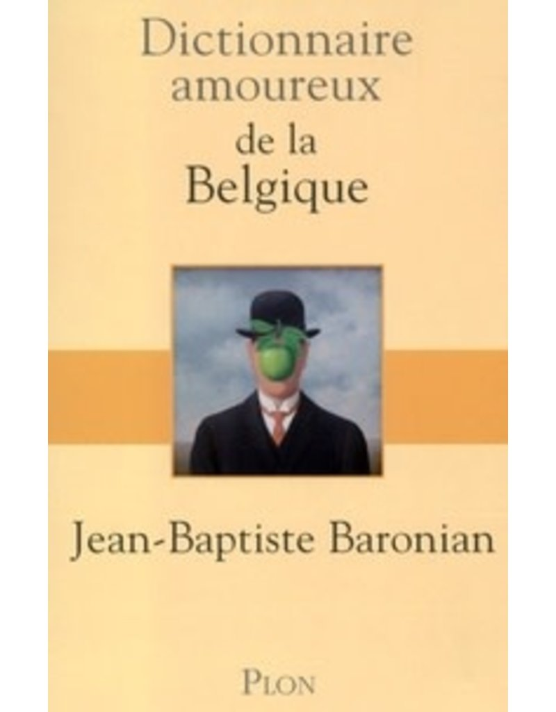 Dictionnaire amoureux de la Belgique