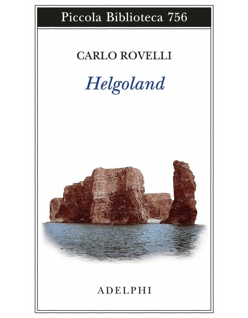 ROVELLI Carlo Helgoland