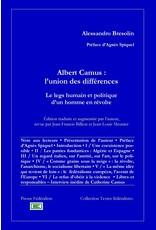 Albert camus - l'union des différences