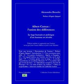 BRESOLIN Albert camus - l'union des différences