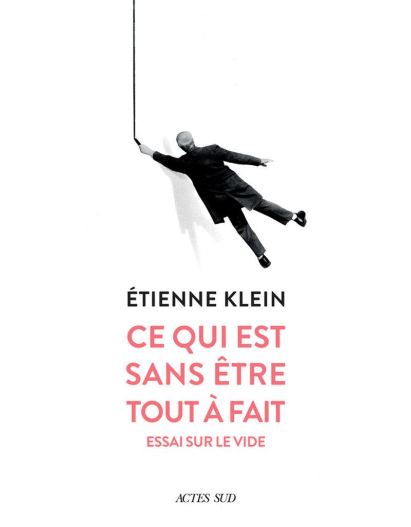 KLEIN Etienne Ce qui est sans être tout à fait #LibreBookS