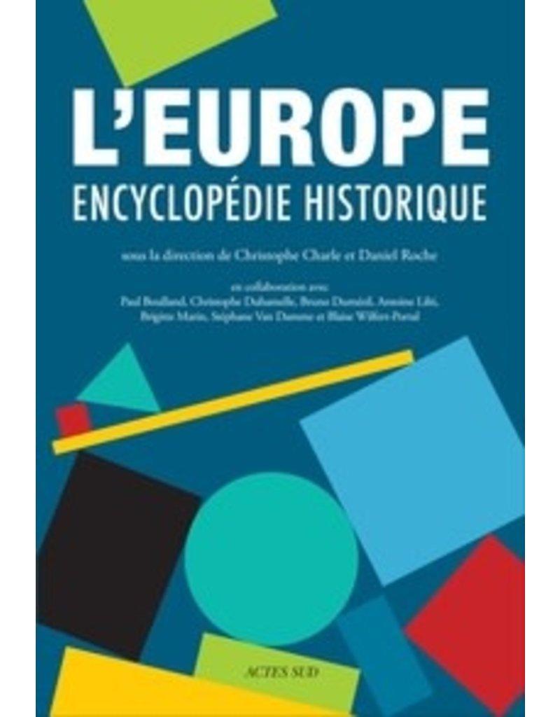 L'Europe encyclopédie historique