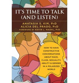 It's time to talk (and listen)