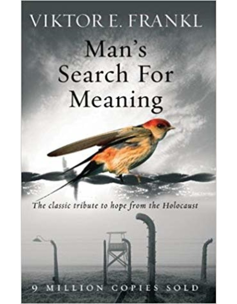 FRANKL Viktor E. Man's Search For Meaning