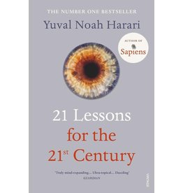 HARARI Yuval Noah 21 Lessons For The 21st Century (paperback)