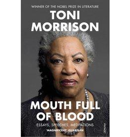 MORRISON Toni Mouth full of blood