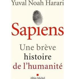 HARARI Yuval Noah Sapiens. Une brève histoire de l'humanité
