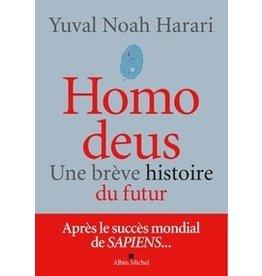 HARARI Yuval Noah Homo Deus