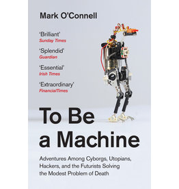 O'CONNELL Mark To be a machine