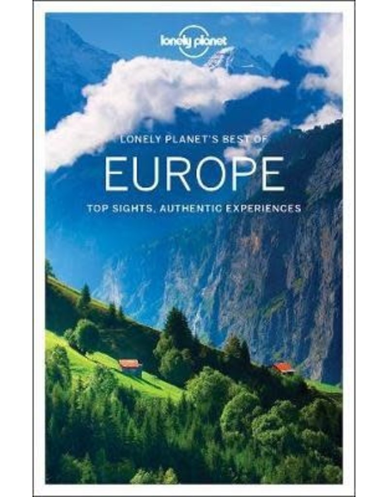Lonely Planet's best of Europe, top sights, authentic experiences