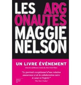 NELSON Maggie Les argonautes