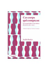 BUTLER judith Ces corps qui comptent