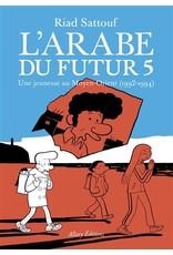 L 'Arabe du futur 5