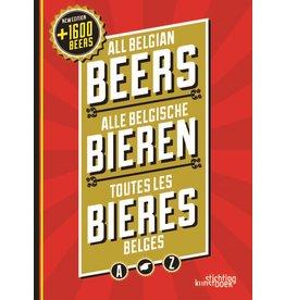 All Belgian beers : Alle Belgische Bieren : Toutes les bières belges