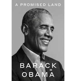 OBAMA Barack A Promised land (US)