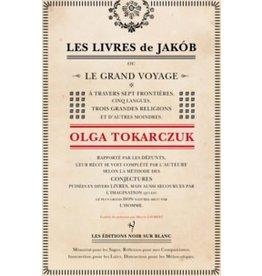 TOKARCZUK Olga Les livres de Jakob