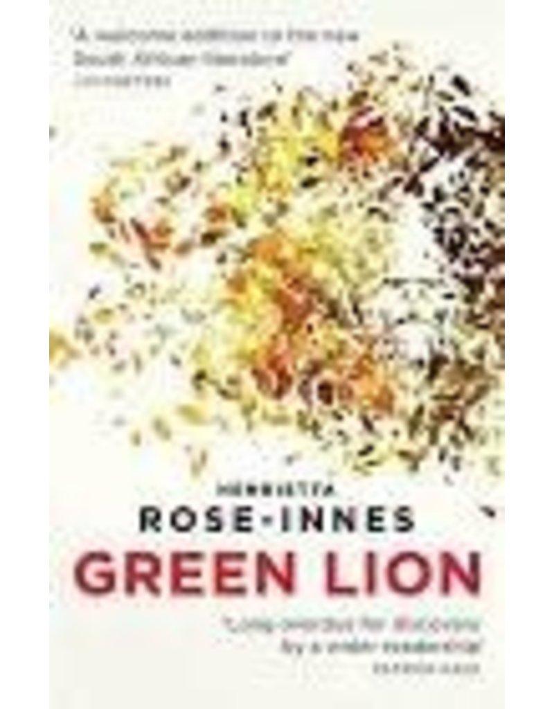 Green lion - Rose - Innes, Henrietta - OLD