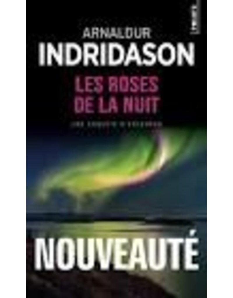 BOURY Eric (tr.) Les roses de la nuit