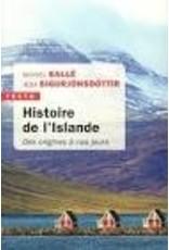 Histoire de l'Islande (poche)