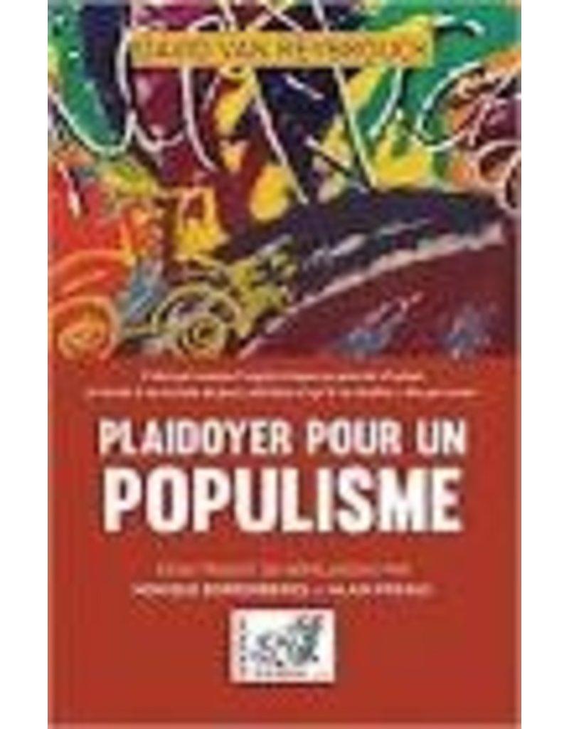 VAN REYBROUCK David Plaidoyer pour un populisme