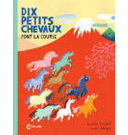 ROTTBOLL Grethe & ADBAGE Lisen Dix petits chevaux font la course